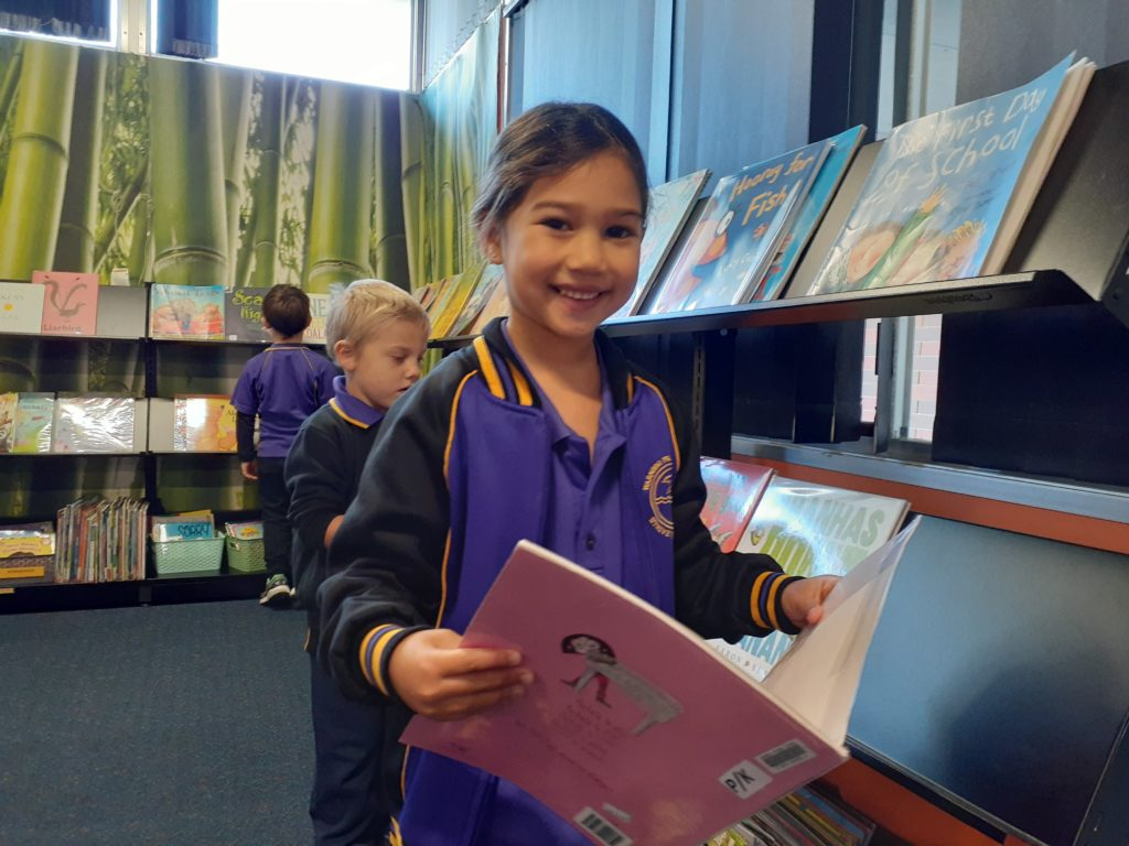 Literacy at Warnbro Primary School